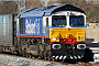 Direct Rail Services 66414 'Stobart Rail' [2009]